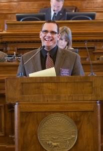 Representative Phil Hermanson