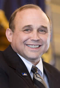 Representative Jerry Henry